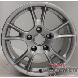 1 Original Porsche Boxter 987 98736212600 Hinterachse Alufelge 8x17 ET40 EF3906-