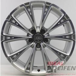 1 Original Audi A8 4H D4 19 Zoll Sline Alufelge 4H0601025BG 9x19 ET33 EF5096