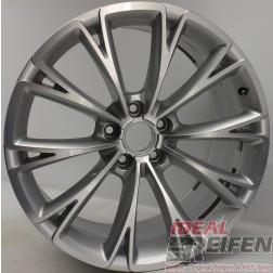 1 Original Audi A8 4H D4 19 Zoll Sline Alufelge 4H0601025BG 9x19 ET33 EF5098