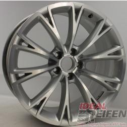 1 Original Audi A8 4H D4 19 Zoll Sline Alufelge 4H0601025BG 9x19 ET33 EF5099
