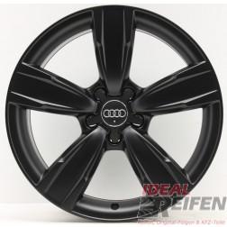 4 Original Audi A4 8K B8 Allroad 18 Zoll Alufelgen 8K0601025BM 8x18 ET26 SM