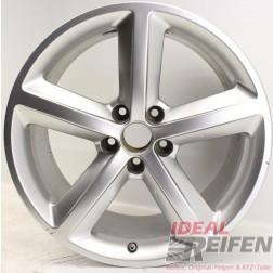 Original Audi RS4 B7 8E 19 Zoll Alufelge 8E0601025AF 8,5x19ET24 Sline Felgen /4