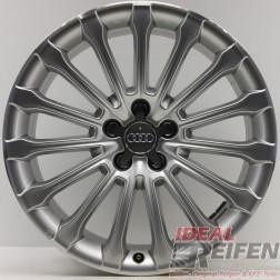 1 Original Audi A8 4H D4 S-Line 19 Zoll 4H0601025F A5 S5 9x19 ET33 EF848