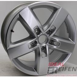 1 Original VW Touareg 7P Everest 19 Zoll Alufelge 7P6601025D 8,5x19 ET59 EF3946