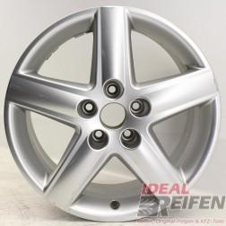 Original Audi A6 4F C6 17 Zoll Alufelge 4F0601025AF 4F0601025K 7,5x17 ET45 /1