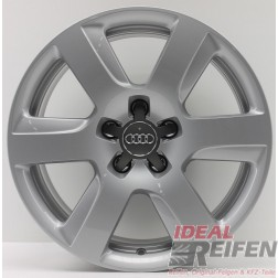 Original Audi A8 4H D4 17 Zoll Alufelge 4H0601025 8x17 ET30 Felge wie neu EF2230