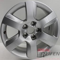 1 Original Audi A8 4H D4 17 Zoll Felge 4H0601025A 7,5x17 ET26 Felge NEU EF2190
