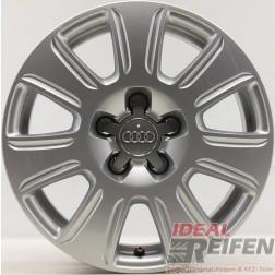 4 Original Audi Q3 8U 16 Zoll Alufelgen 8U0601025Q 6,5x16 ET33 Felgen 33080