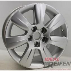 1 Original Audi A6 Allroad 4F C6 Felge 4F0601025BM 8x17 ET38 Alufelge EF5631