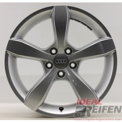 Original Audi A1 8X 16 Zoll Alufelge 8X0071496 6x16 ET30 Felge EF5644