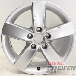 1 Original VW Jetta 5C 16 Zoll NAVARRA Felge 6,5x16ET50 5C0601025 5C0601025R /7