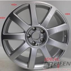 1 Original Audi A8 4E D3 18 Zoll Sline Alufelge 4E0601025AB 8x18 ET43 EF5680