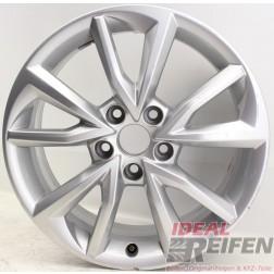 1 Original Audi TT TTS 8S 17 Zoll Alufelge 8S0071497 7x17 ET47 EF6532