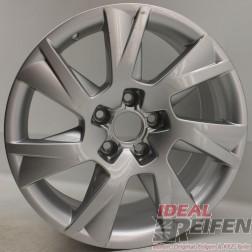 1 Original Audi A5 8T 8F 17 Zoll Felge 8T0601025C 7,5x17 ET28 Felge EF5704