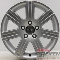 1 Original Audi A6 4F C6 16 Zoll Alufelge 4F0601025AG 7,5x16 ET45 Felge EF5705