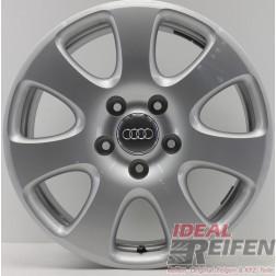 1 Original Audi Q7 4L + Facelift 18 Zoll 4L0601025E 7,5x18 ET53 Alufelge EF2263