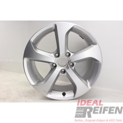 1 Original VW Golf 7 5G VII Brooklyn 7,5x17 ET49 5G0601025BG Alufelge EF1602