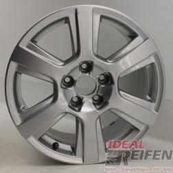 1 Original Audi Q5 8R 17 Zoll Alufelge 8R0601025 8x17 ET39 Felge EF5782