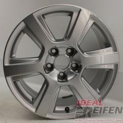 1 Original Audi Q5 8R 17 Zoll Alufelge 8R0601025 8x17 ET39 Felge EF5784