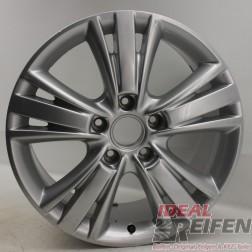 Original Audi Q7 4L 3.0 4.2 4L0601025AA Facelift 8,5x19 ET62 Alufelge EF5787