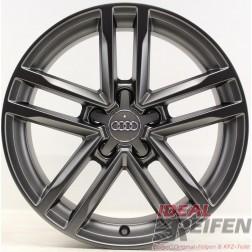4 Original Audi TT TTS 8S 17 Zoll Alufelgen 8S0601025A Felgen 8,5x17 ET50 TM