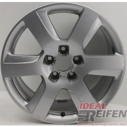 1 Original Audi A6 S6 4G C7 17 Zoll Alufelge 4G0601025A Felge 8x17 ET39 EF2288