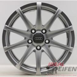1 Original Audi TT 8J 16 Zoll Alufelge 8J0601025F 7x16 ET47 EF5823