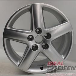 1 Original Audi A6 4F C6 17 Zoll Alufelge 4F0601025AF 4F0601025K 7,5x17 ET45 EF5827