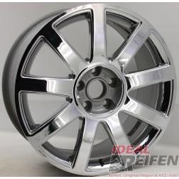 1 Original Audi A8 4E D3 18 Zoll Sline Alufelge 4E0601025AB 8x18 ET43 EF5681