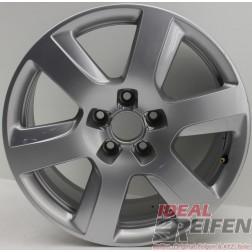 1 Original Audi A6 S6 4G C7 17 Zoll Alufelge 4G0601025A Felge 8x17 ET39 EF2511