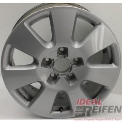 1 Original Audi Q7 4L + Facelift 4L0601025AF 7,5x18 ET53 Alufelge EF2530