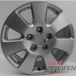1 Original Audi Q7 4L + Facelift 4L0601025AF 7,5x18 ET53 Alufelge EF2534