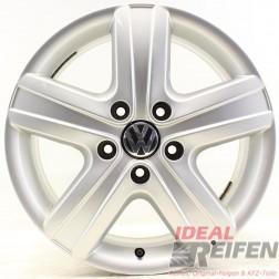 4 Original VW T5 7H 7HB Thunder 7H0601025H 7x17 ET55 Alufelgen 17 Zoll 32657
