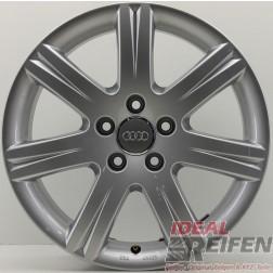 4 Original VW, Audi, Seat & Skoda 7x17 ET47 Alufelgen 8J0071497 666 29287 NEU
