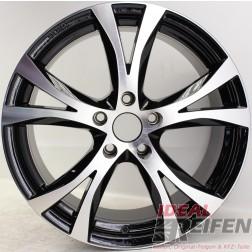 Carmani 9 Compete Felge 8x18 ET45 5x114,3 KBA 49247 Black polish NEU