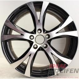 Carmani 9 Compete Felge 8x18 ET45 5x108 KBA 49247 Black polish gebr./3