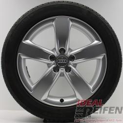 4 Original Audi A6 4G C7 Winterräder 7,5x18 ET37 4G0601025M Conti Satz 323