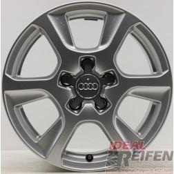 1 Original Audi A4 8K B8 16 Zoll Alufelge 8K0601025M Felge 7x16 ET46 EF5172