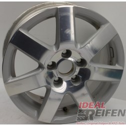 1 Original VW Golf Jetta Touran 16* Felge SILVERSTONE 1K0601025P 6,5x16ET50