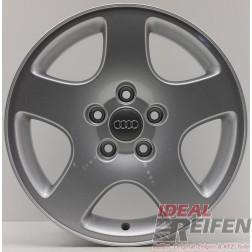 1 Original Audi A8 S8 4D D2 16 Zoll Alufelge Felge 4D0601025L 7x16 ET37 EF442