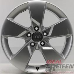 4 Original Audi TT TTS 8S 17 Zoll Alufelgen 8S0601025J 7x17 ET47 32546