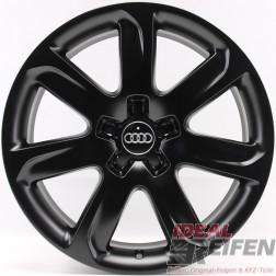 4 Original Audi A7 4G8 18 Zoll Alufelgen 4G8601025A 8,5x18 ET32 TM