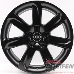 4 Original Audi A7 4G8 18 Zoll Alufelgen 4G8601025A 8,5x18 SSM/2 ET32