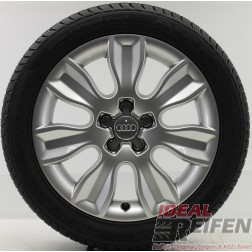 Original Audi A1 8X 16 Zoll Winterräder 8X0601025A 6x16ET30 195/50R16 88H 31926