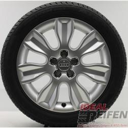 Original Audi A1 8X 16 Zoll Winterräder 8X0601025A 6x16ET30 195/50R1688H
