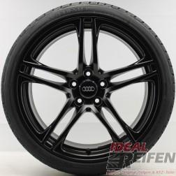 4 Original Audi R8 V8 8,5x19 + 10,5x19 235/35 295/30 Wintersatz Winterräder SSM