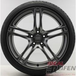 4 Original Audi R8 V8 8,5x19 + 10,5x19 235/35 295/30 Wintersatz Winterräder TM