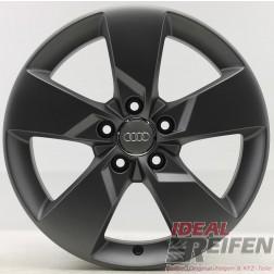 4 Original Audi TT TTS 8S 17 Zoll Alufelgen 8S0601025J 7x17 ET47 TM