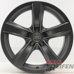 4 Original Audi A5 S5 8T 18 Zoll Felgen 8T0601025AB 8T0601025CE 8,5x18 ET29 TM