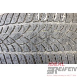 2 Dunlop Winter Sport 3D R01 265/35 R20 99V 2653520 DOT2012 7,0mm Winterreifen